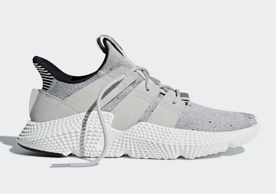 "The adidas Prophere ""Gray One"" Releases On June 12th"