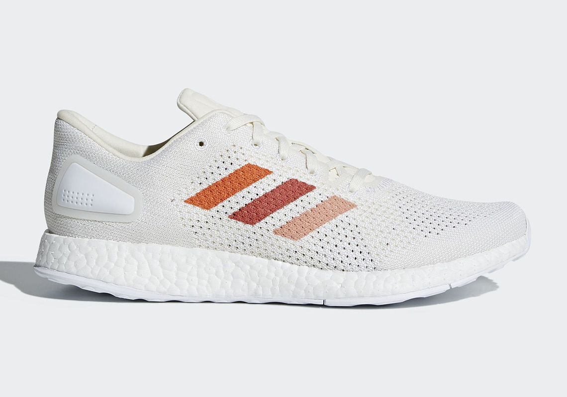 online retailer 800fe b9b7b adidas Pure Boost DPR Pride Release Date June 1, 2018 150. Color Cloud  WhiteTrace PinkOff White Style Code B44878. Where to Buy ...