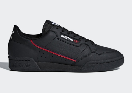 The adidas Rascal Is Releasing In Black