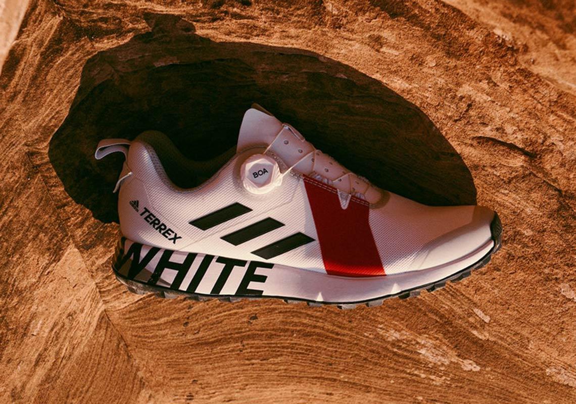 flauta Verdulero Fundir  White Mountaineering x adidas TERREX TWO BOA Release Info | SneakerNews.com
