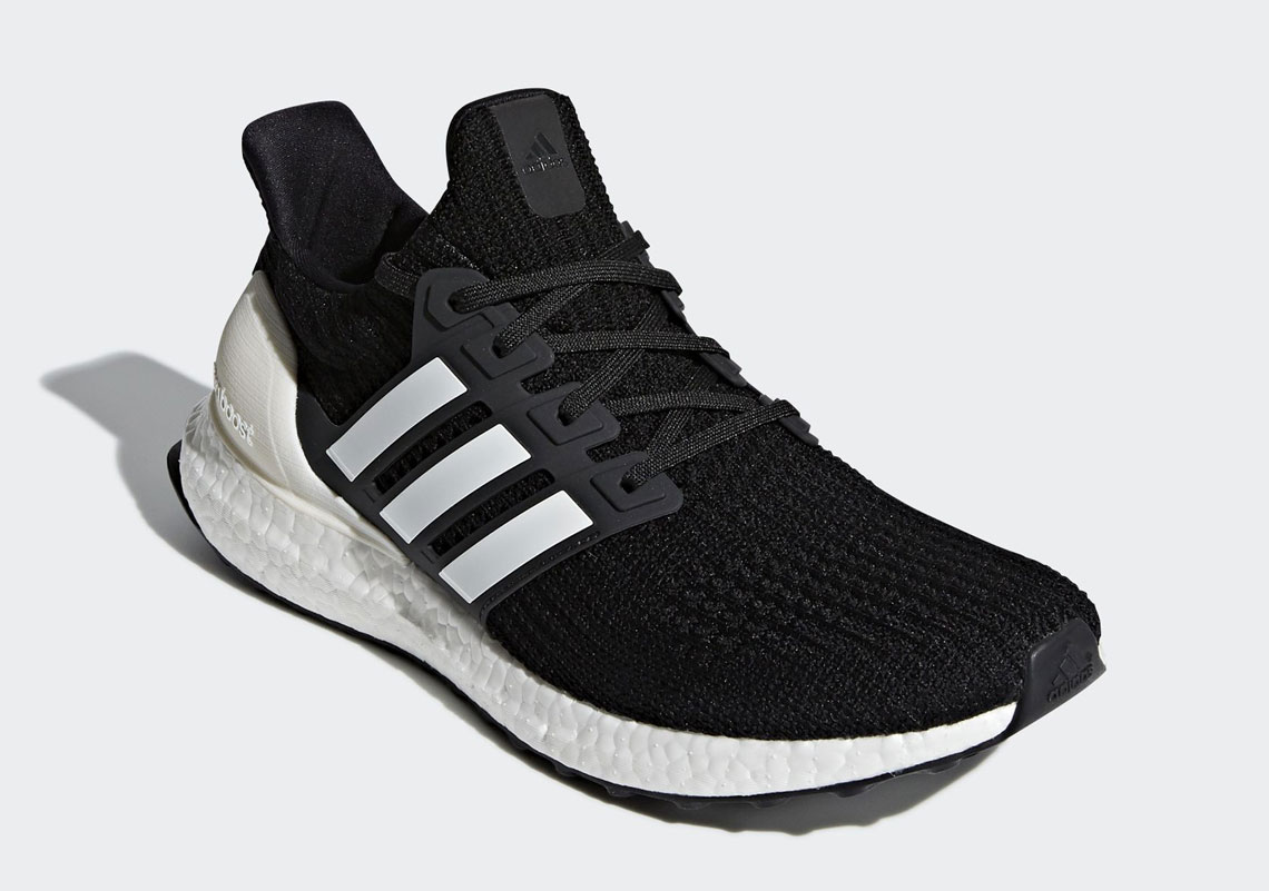 Adidas Ultra Boost 4.0 Oreo Black White Cookies And Cream BB6180