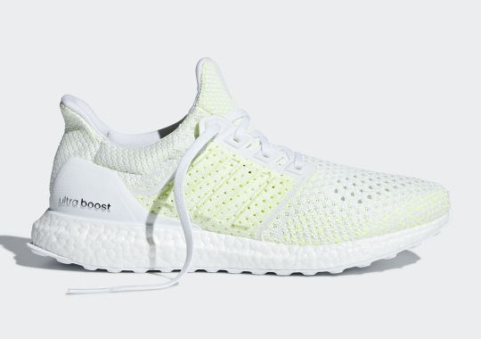 adidas Ultra Boost Clima Arriving In Solar Yellow