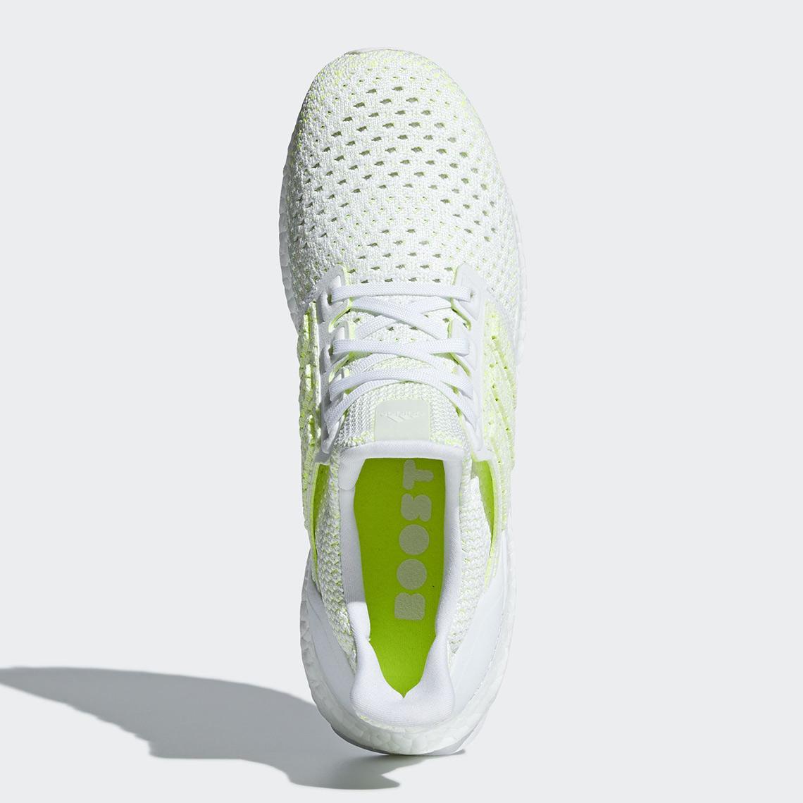 2d96f6f5797b0 adidas Ultra Boost Clima Solar Yellow AQ0481