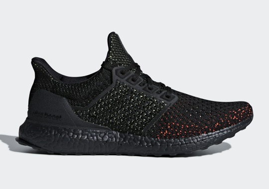 The adidas Ultra Boost Clima Is Coming Soon In Solar Red