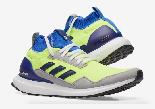 "Where To Buy: adidas Consortium Ultra Boost Mid ""Prototype"""