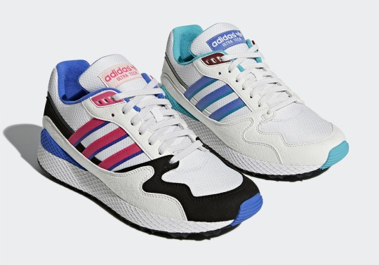 The adidas Ultra Tech In Two Original Colorways Is Releasing Tomorrow