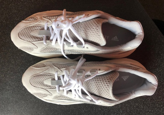 Kanye West Loves The adidas Yeezy Boost 700 v2