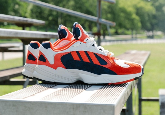 The adidas YUNG-1 Is Hitting Stores Now