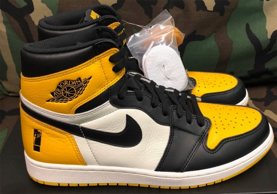 "Zach Myers Reveals Air Jordan 1 ""Attention Attention"" PE For Friends And Family"