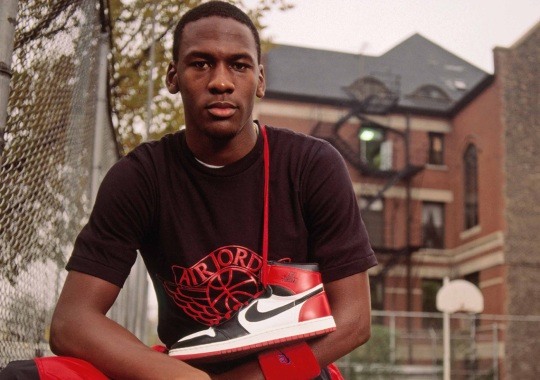"""The Story Behind The Air Jordan 1 """"Homage To Home"""""""