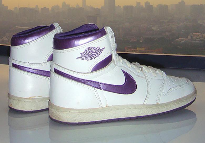 Air Jordan 1 Metallic Purple US Release Info  a99a3e949ba1