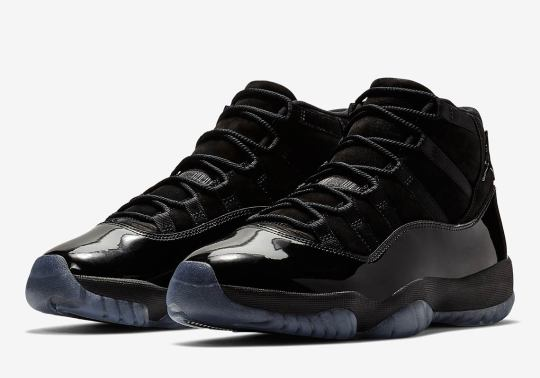 "Official Images Of The Air Jordan 11 ""Cap And Gown"""