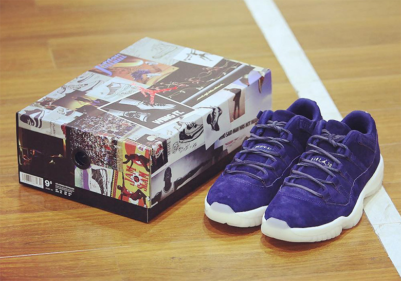 reputable site 71388 220cf Air Jordan 11 Low RE2PECT Box | SneakerNews.com