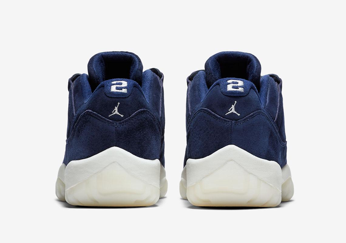 b12d1282d7fa Air Jordan 11 Low RE2PECT Release Date  May 14