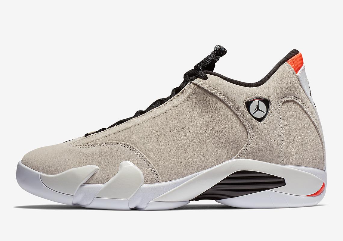 "Air Jordan 14 ""Desert Sand"" 487471-021 Release Info | SneakerNews.com"