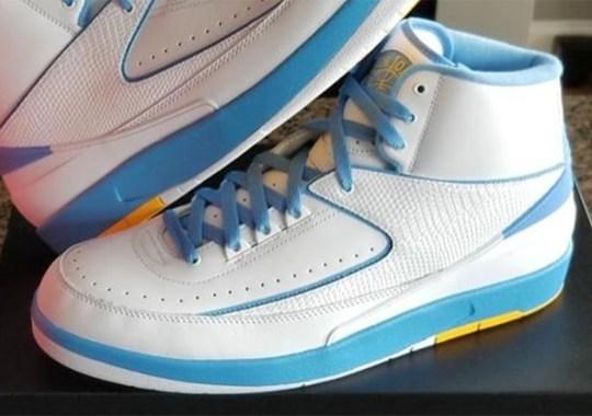 "Nike Sends Customer The Air Jordan 2 ""Melo"" By Mistake"