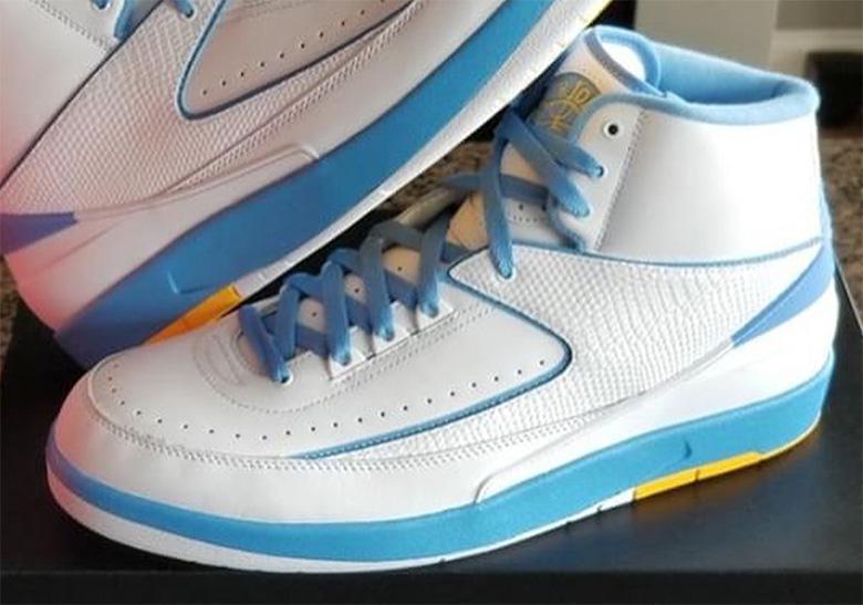 buy online e1e79 d3cb7 Air Jordan 2 Melo 385475-122 Release Info | SneakerNews.com