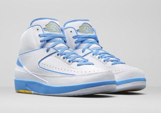 "The Air Jordan 2 ""Melo"" Returns On June 9th"