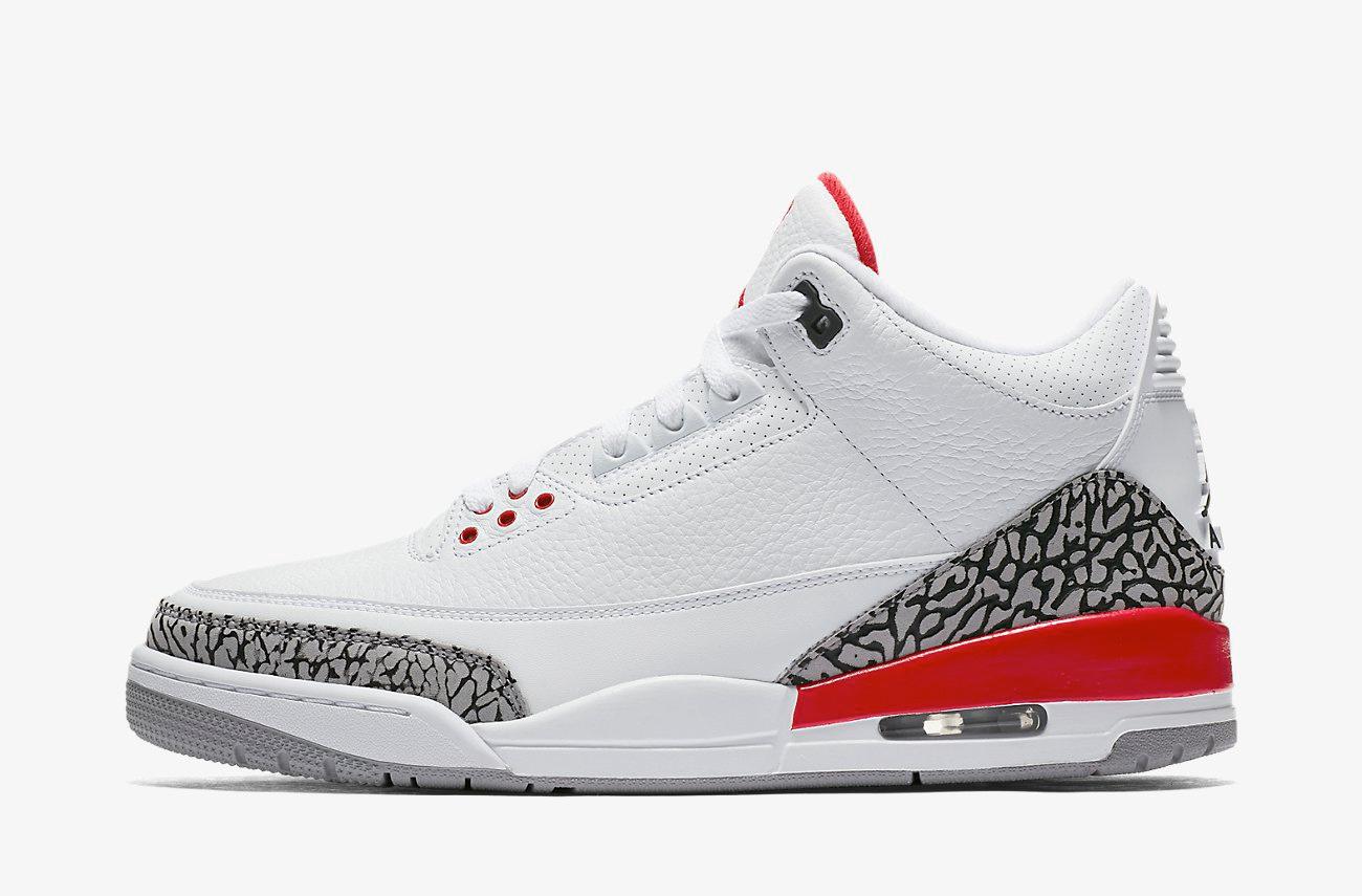"Where To Buy: Air Jordan 3 ""Katrina"" May 5th Europe Release"
