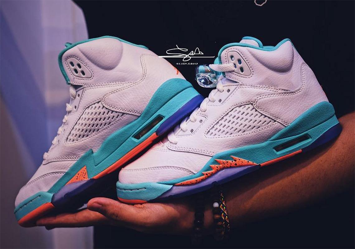 huge discount b5dae c4c70 Air Jordan 5 Retro