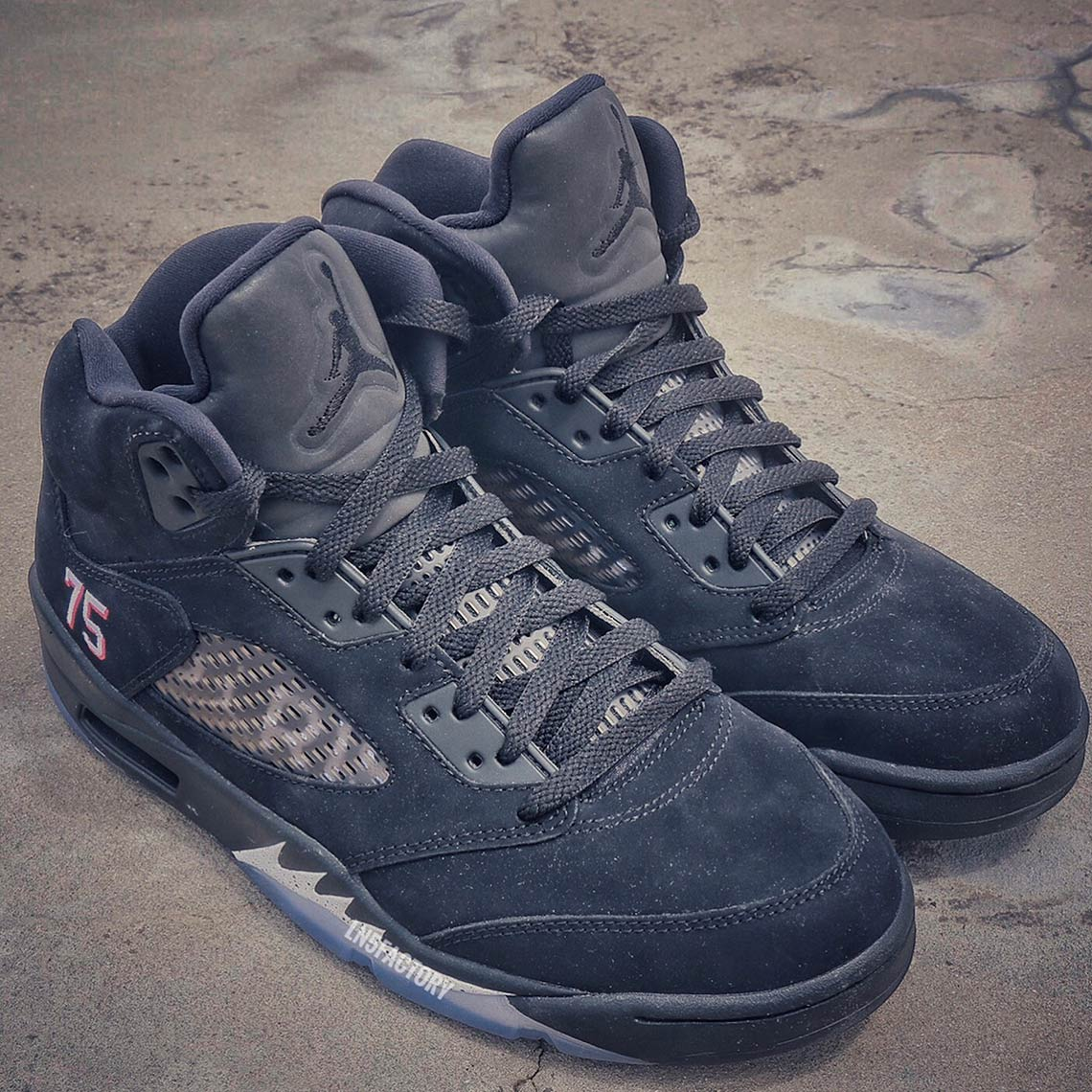 a222fdaea7d There's currently no official release date for the PSG 5s yet, but look for  them to roll out alongside Jordan Brand's other international-inspired retro  ...