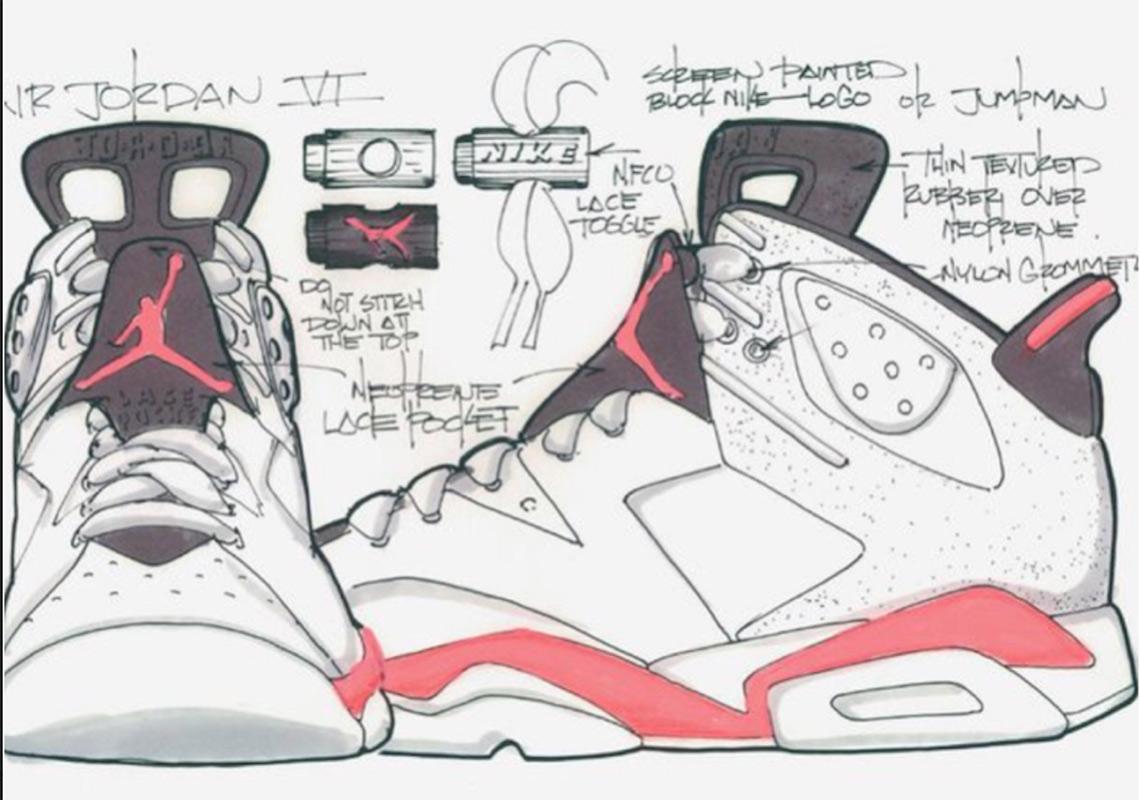"Air Jordan 6 ""Tinker Hatfield"" Release Date  October 6th 1c820f1ad"