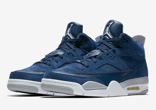 The Jordan Son Of Mars Gets A Georgetown Colorway