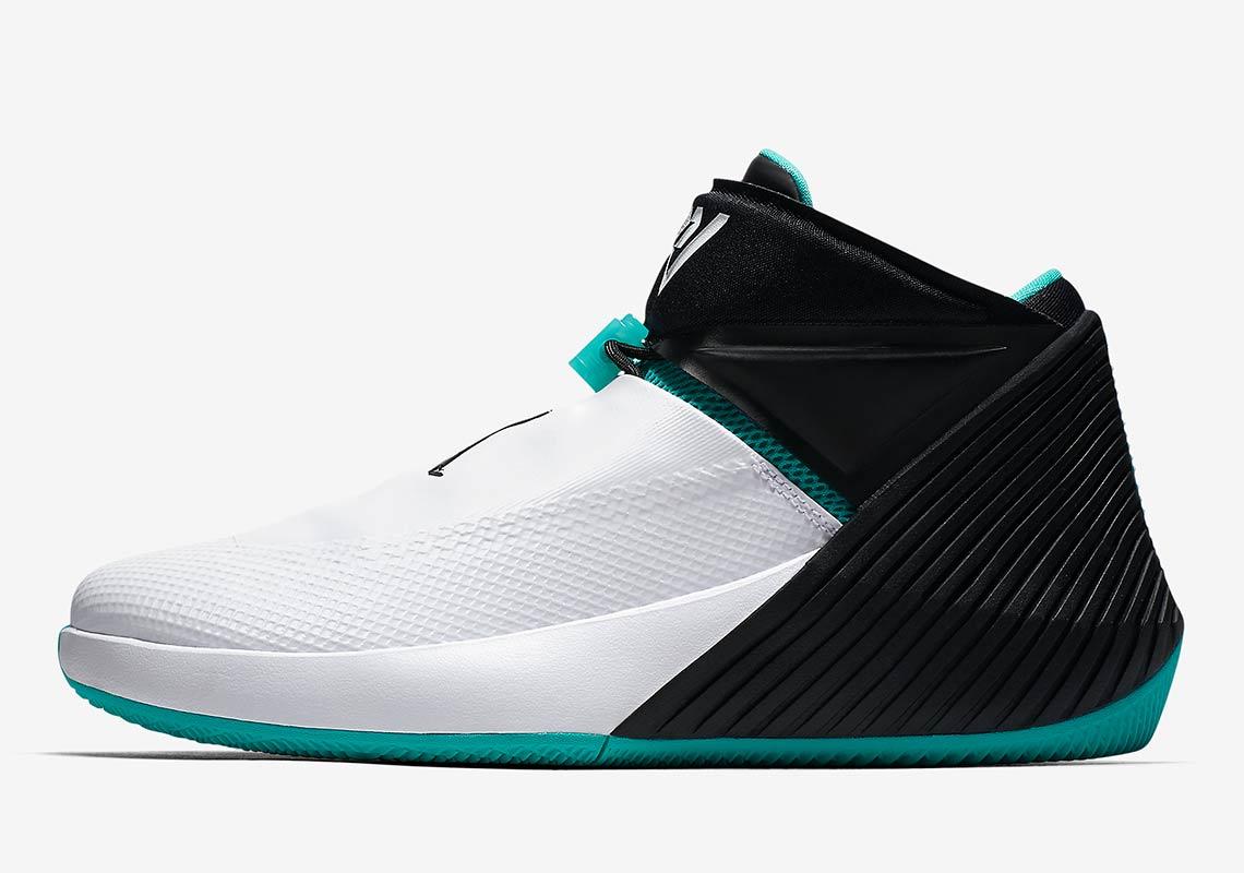 Russell Westbrook Jordan Why Not Zer0.1 Emerald AQ9028-103 ... 1f17d124df