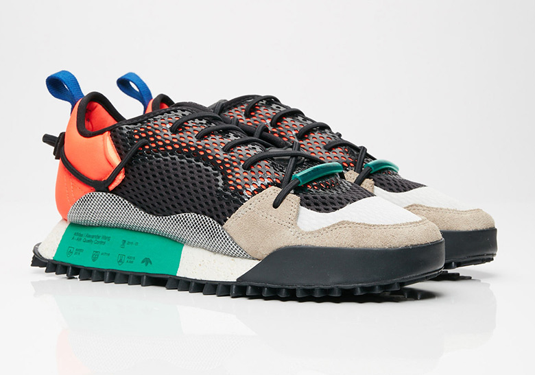 Where To Buy Alexander Wang adidas Run Clean + Reissue Run