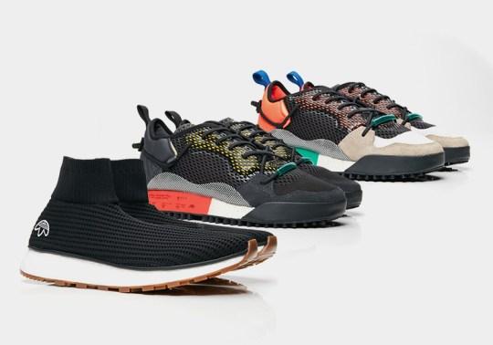 Where To Buy: Alexander Wang x adidas Run Clean + Reissue Run