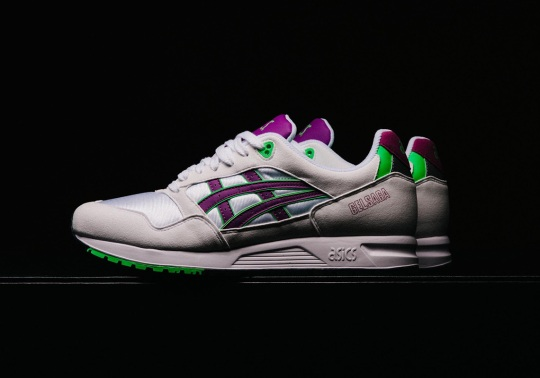 The Real ASICS GEL Saga Retro Is Finally Here