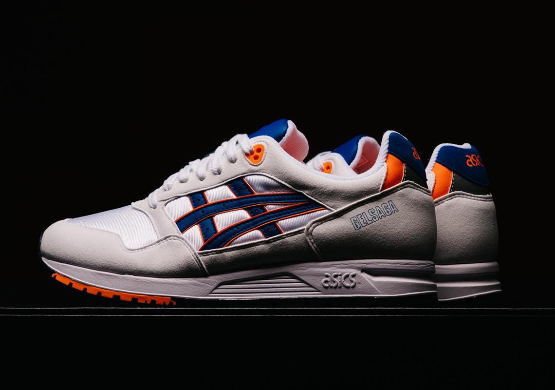 on sale 20bd0 e9679 The Real ASICS GEL Saga Retro Is Finally Here - SneakerNews.com
