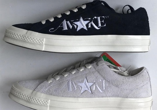 Angelo Baque Reveals Cancelled Awake NY x Converse One Star Samples