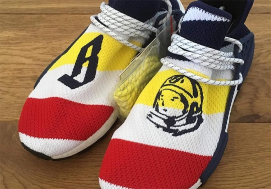 Here's A Look At The Upcoming BBC x adidas NMD Hu