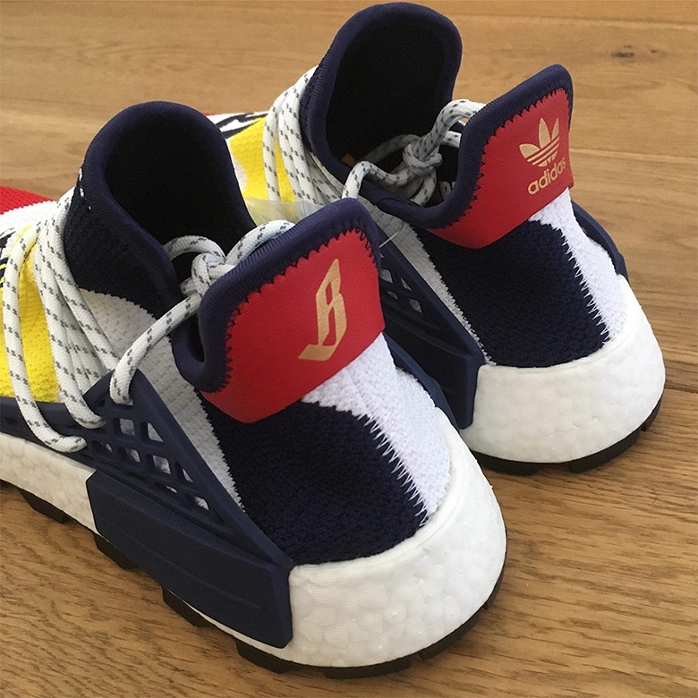 premium selection e6c2a 6ad09 BBC x Pharrell adidas NMD Hu Photos | SneakerNews.com