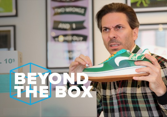 How A Lawsuit By Big Tobacco And A Cease And Desist By Nike Created A Shoe Legend