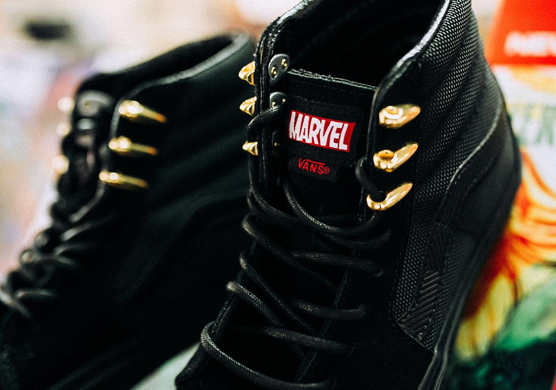 5e9469f257c Marvel x Vans