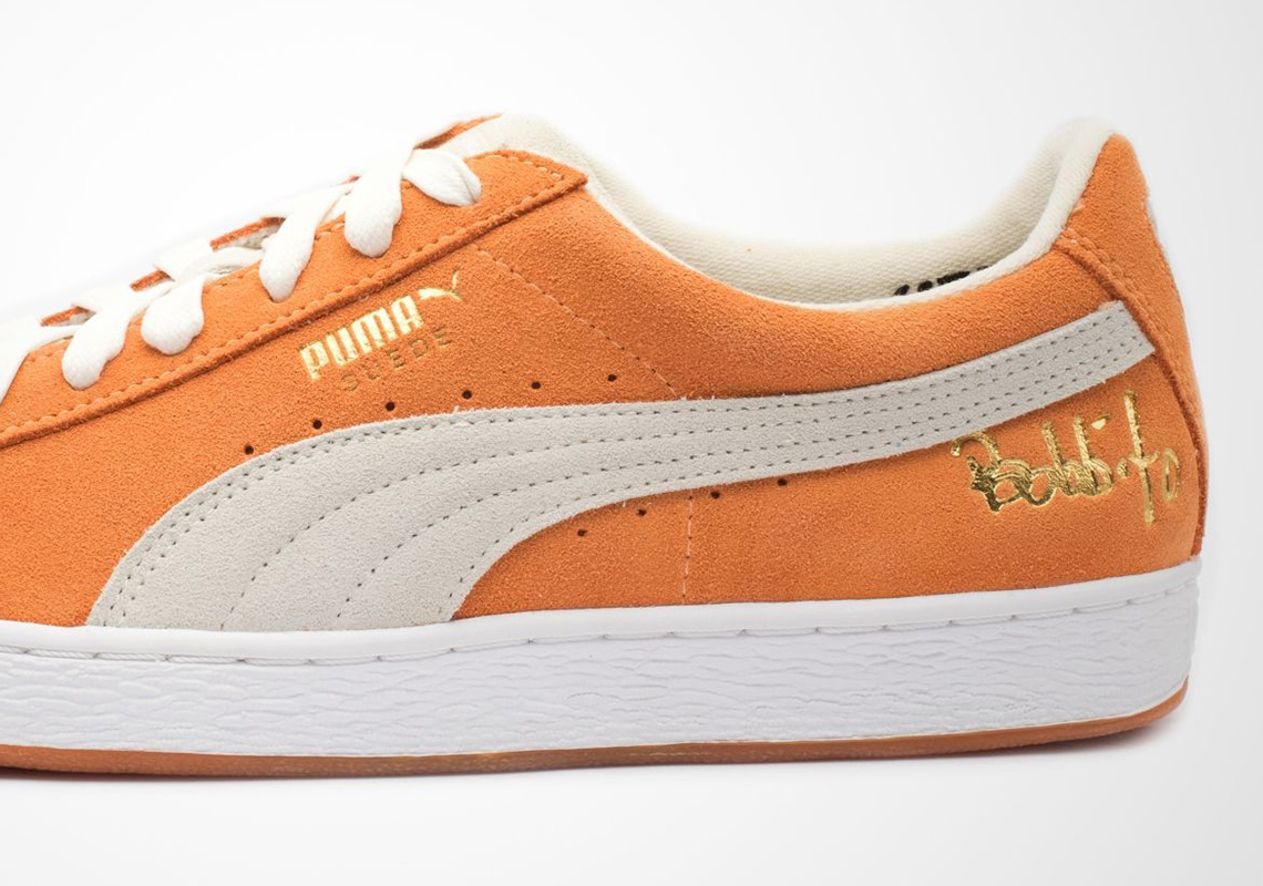 huge selection of 686d5 a9e8f Bobbito Garcia Puma Suede Release Info - Championship Rings ...