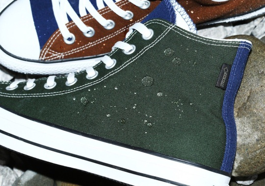 The Converse Chuck Taylor All-Star With Gore-Tex Resembles JW Anderson Collaborations