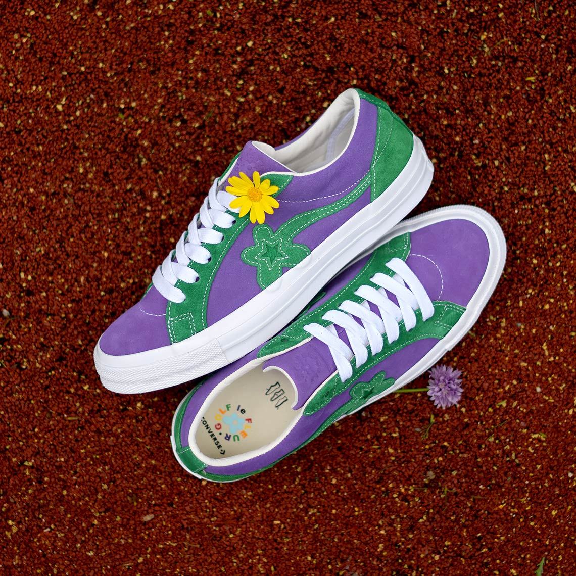 0906885e4579 Tyler The Creator x Converse Golf Le Fleur Pack Release Info ...