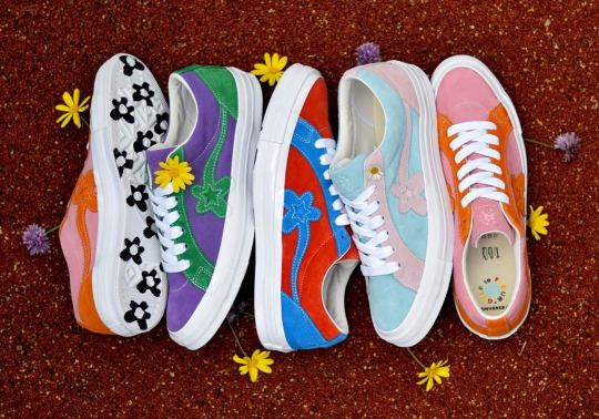 Tyler, The Creator's Next Set Of Converse One Stars Is Releasing This Month