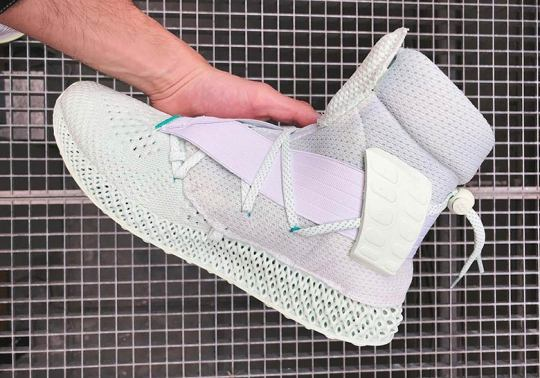 Is This adidas Futurecraft Shoe Meant For Outer Space?