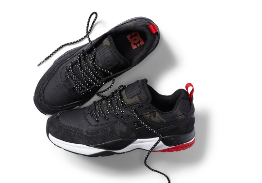 DC Shoes Unveils The E. Tribeka, A Skate To Street Silhouette