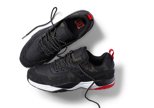 DC Shoes Unveils The E. Tribeka, A Skate To Street Silhouette