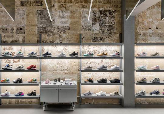 Inside Footpatrol's New Paris Store