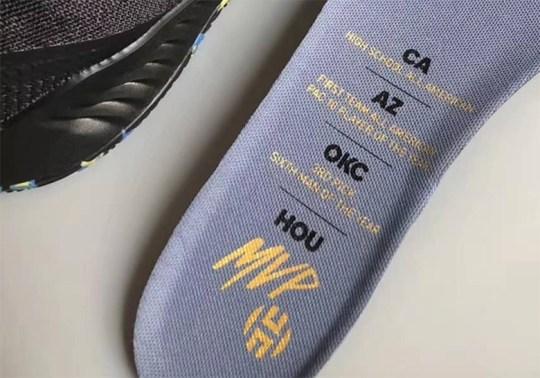 adidas Already Made A James Harden MVP Shoe