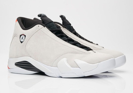 "Where To Buy The Air Jordan 14 ""Desert Sand"""