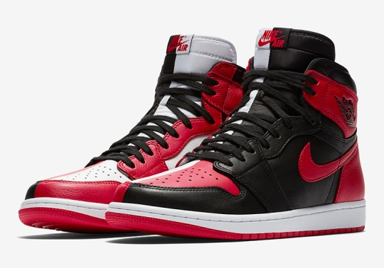 "Air Jordan 1 ""Homage To Home"", ""Clay Green"", And More Restocks On Foot Locker"