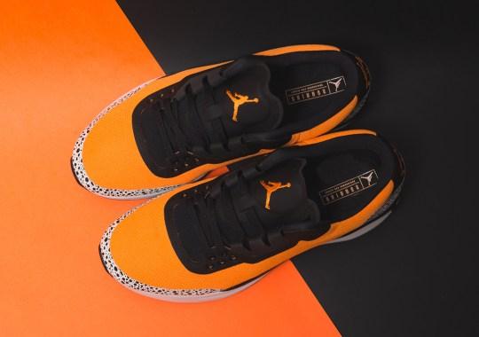 The Jordan Zoom Tenacity 88 Arrives In Safari Prints