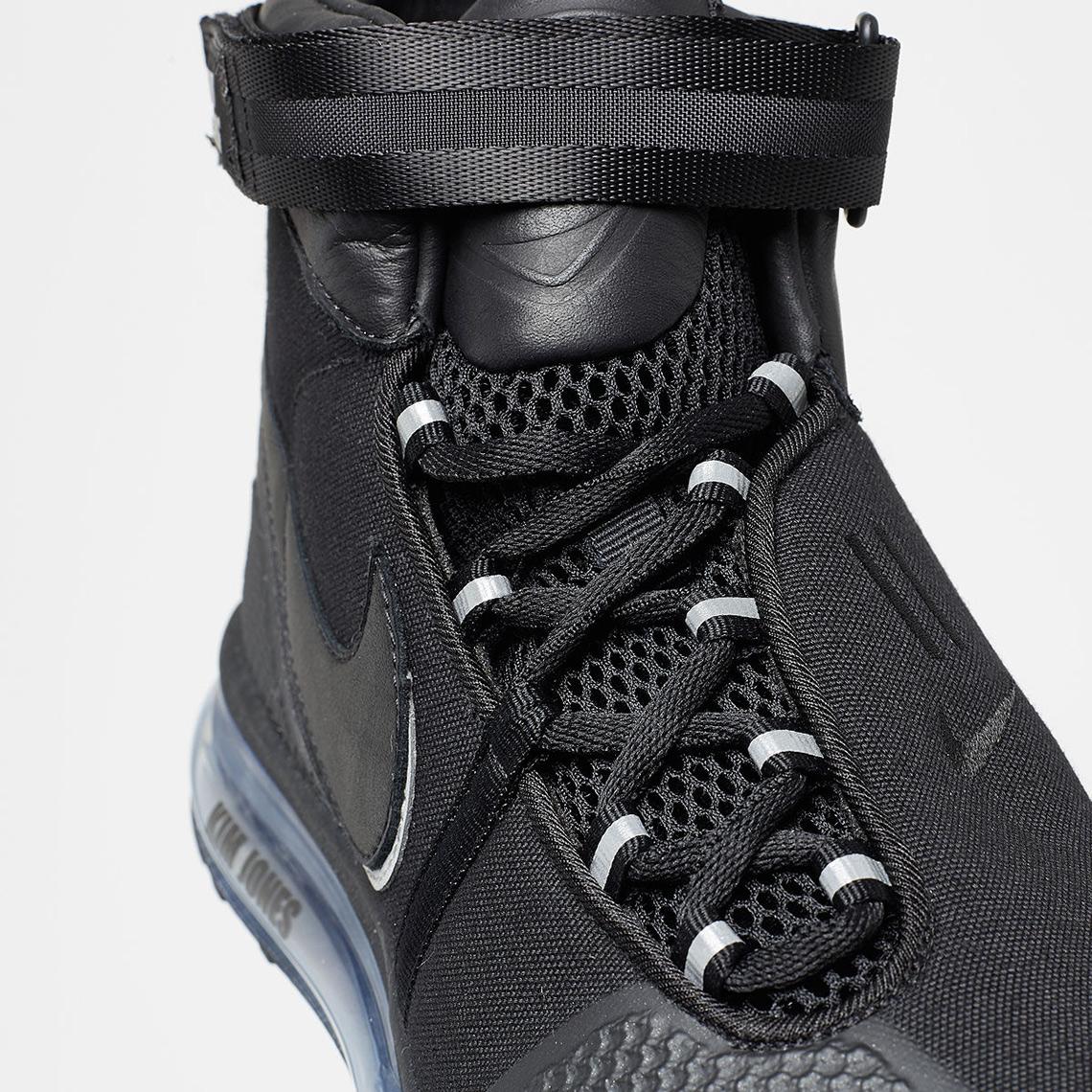 online store e37c6 1b9fe Kim Jones Nike Air Max 360 Hi Top Shoe Release Info   SneakerNews.com